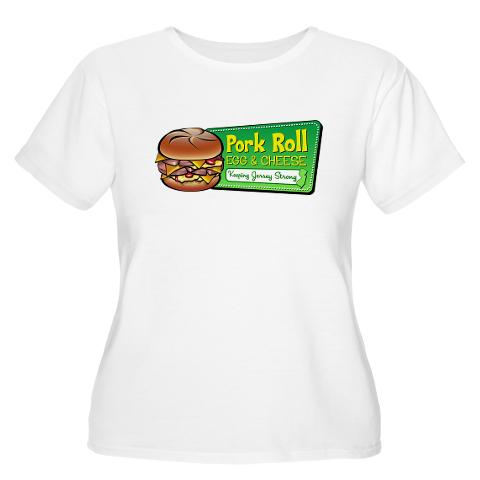 Pork Roll Egg And Cheese Shirts And Apparel I Heart Pork
