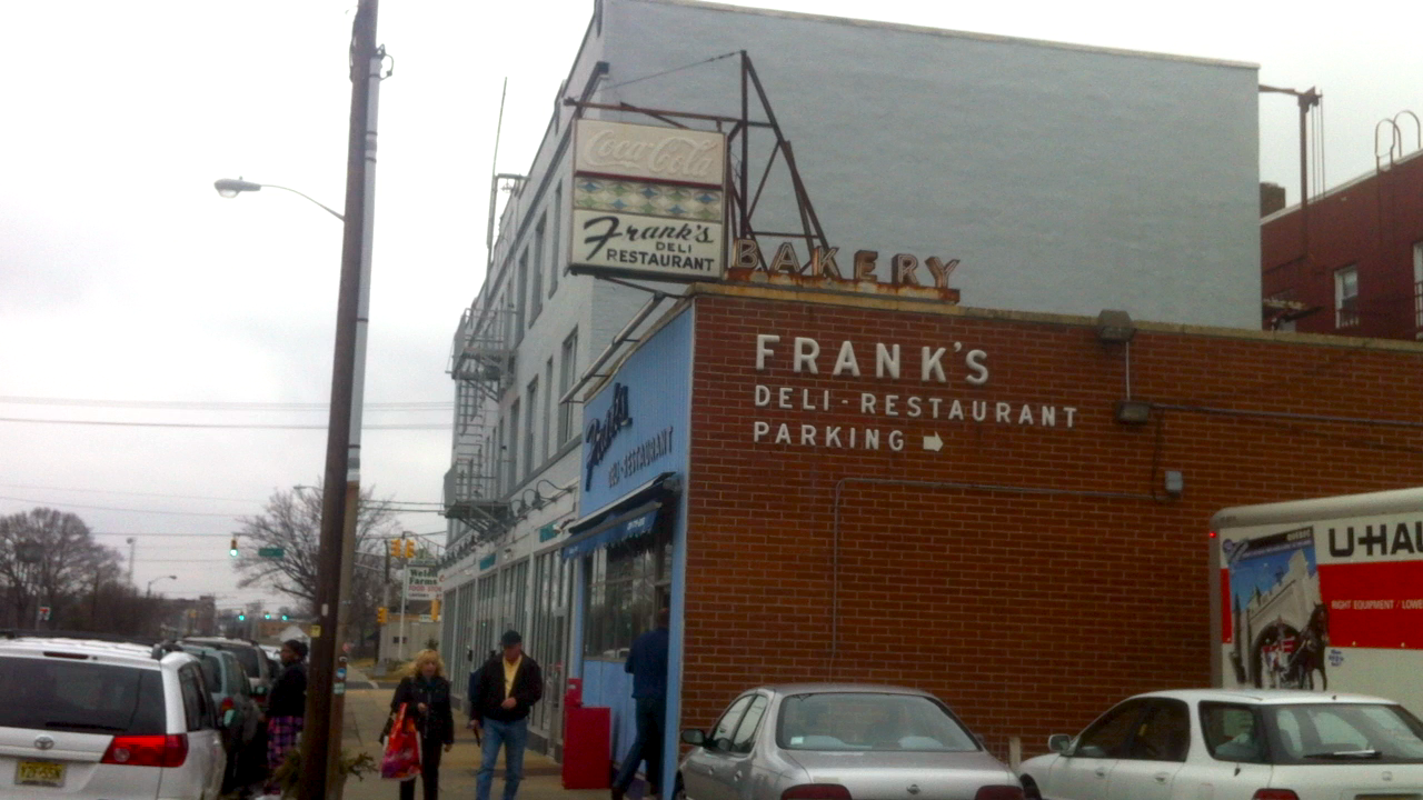 Pork Roll is What's for Breakfast at Frank's