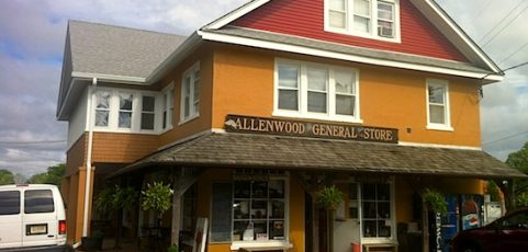 Pork Roll is What's for Breakfast at Allenwood General Store