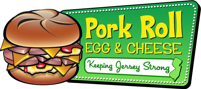pork roll egg and cheese sign