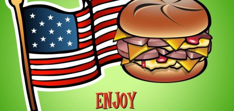 Happy 4th. Throw some pork roll on the grill!